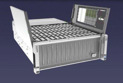 Le serveur de stockage UCS C3160