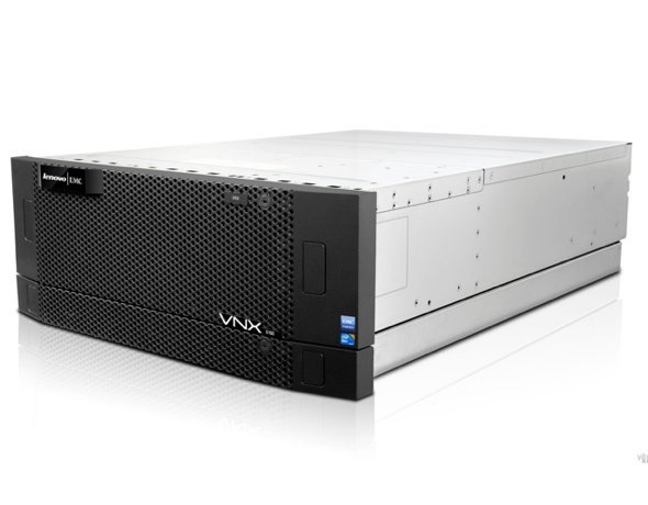 La baie LEnovo-EMC VNX 5150
