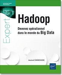Livre « Hadoop : devenez opérationnel dans le monde du Big Data » (Editions ENI)