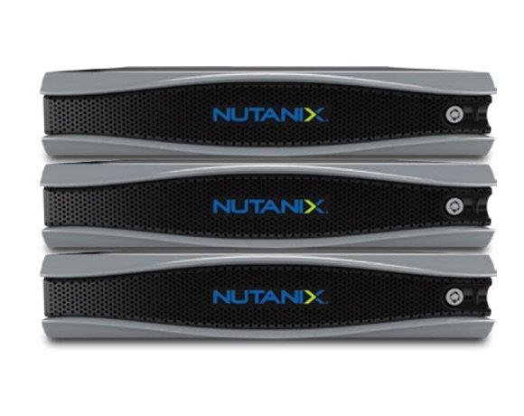 Un cluster hyperconvergé Nutanix