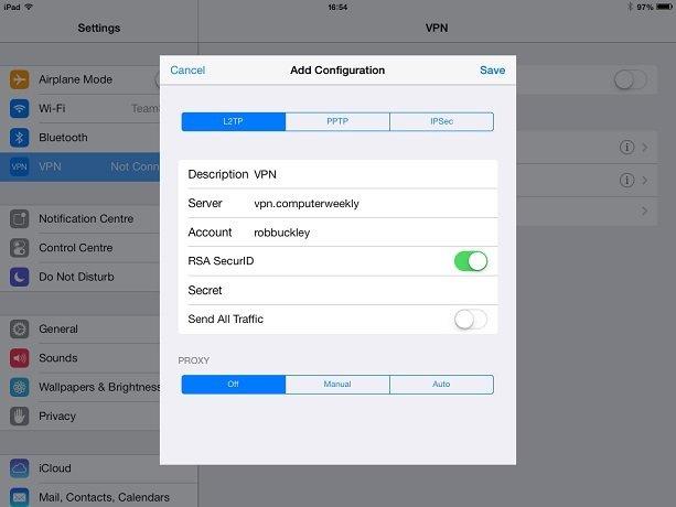 4  Per app VPN - 10 security reasons to upgrade to iOS 7