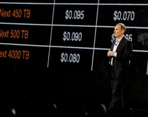 Andy Jassy, le patron d'Amazon Web Services