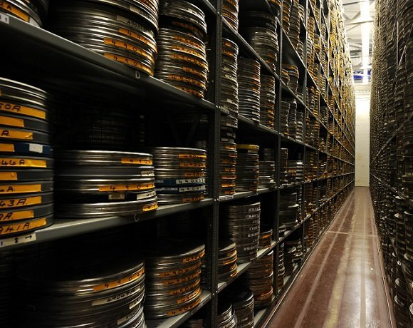 Film Vault Digitising The Bfi National Archive