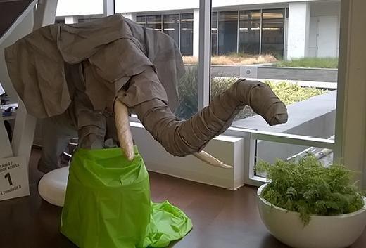 Hortonworks elephant