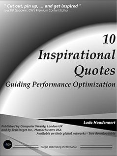 guiding performance optimisation 10 inspirational quotes