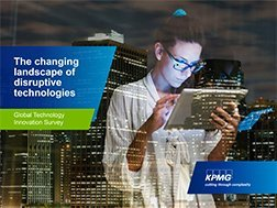 Kpmg Global Technology Innovation Survey