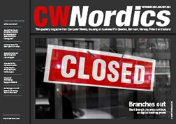 CW Nordics: Bank branch closures continue as digital banking grows thumbnail