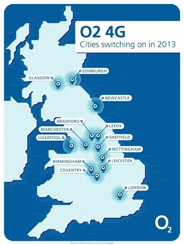O2 4G map