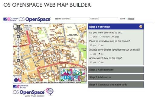 Councils Explore Options For Online Mapping Tools