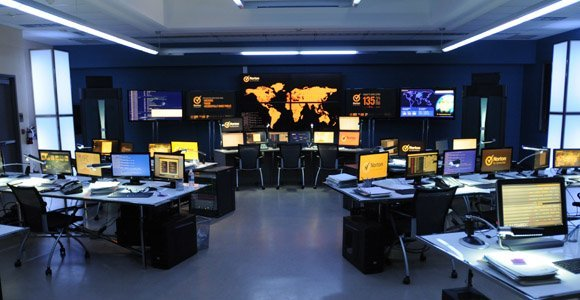Re-creation of the Norton Security Operations Center for