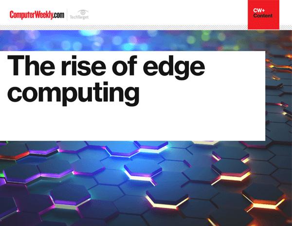 The rise of edge computing