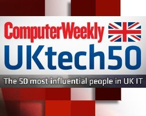 Computer Weekly UKtech50