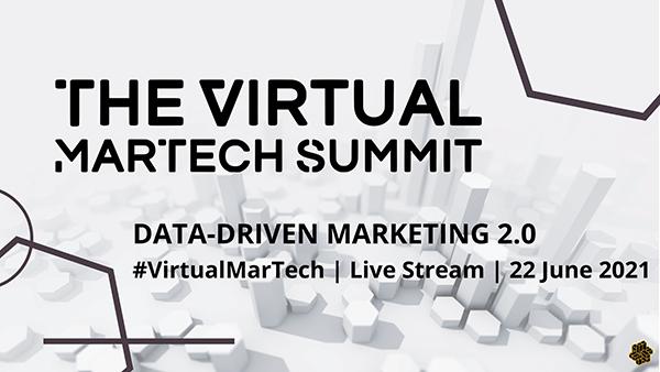 The Virtual MarTech Summit: Data-Driven Marketing 2.0