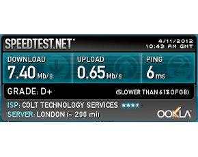 BT doubles speed of Infinity fibre broadband service