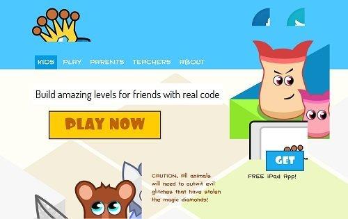 Code Kingdoms teaches children to program through gaming