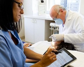 What are the options for electronic patient records in the