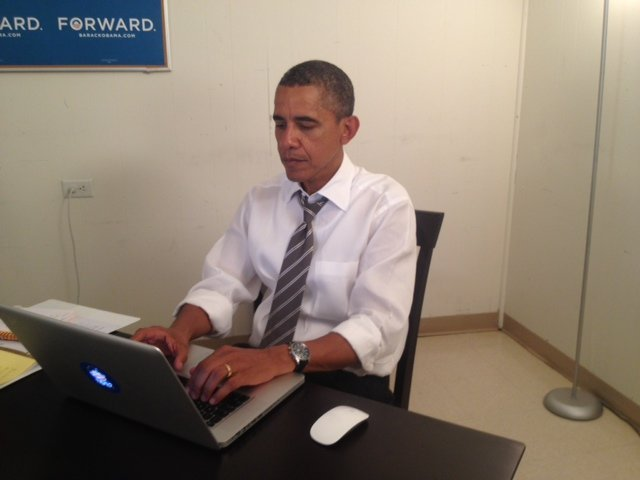 US President Barack Obama Vows To Fight For Free Internet