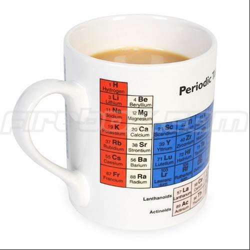 Periodic table mug photos top ten cheap geek gifts for christmas periodic table mug urtaz Image collections