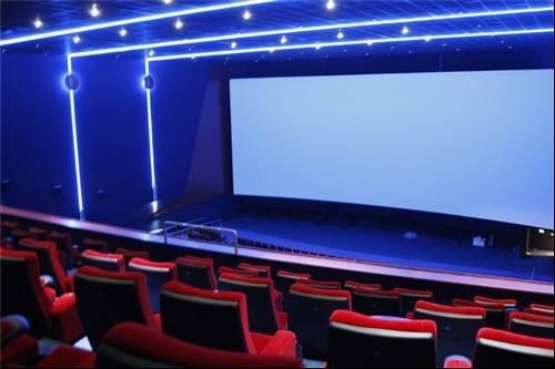 Digital cinema at the O2 arena - Photos: IT at the O2 arena
