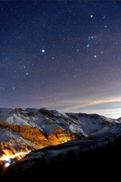 The effects of light pollution - Photos: Reclaiming the