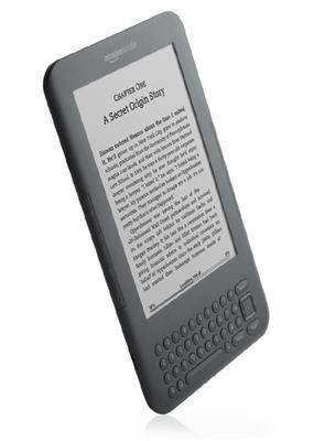 Kindle store - Amazon Kindle eBook reader - Photos: New Amazon