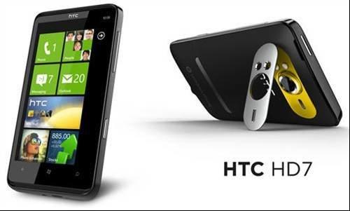 HTC HD7 - Windows Phone 7 - Windows Phone 7