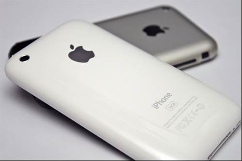To think Apple would become the best selling mobile phone