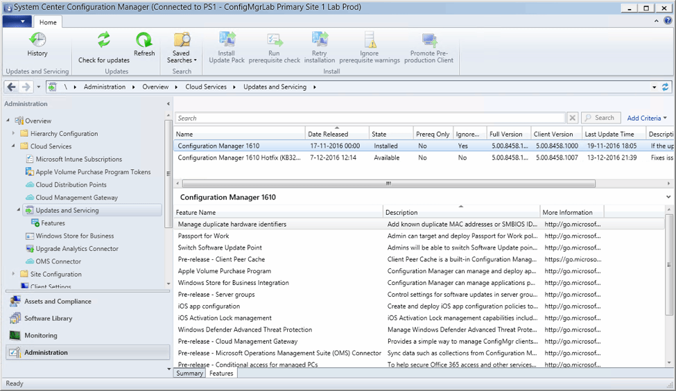 System Center Configuration Manager is here to stay and
