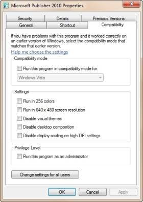 You may be able to shim the application to get it to work with Windows Server 2008 R2.