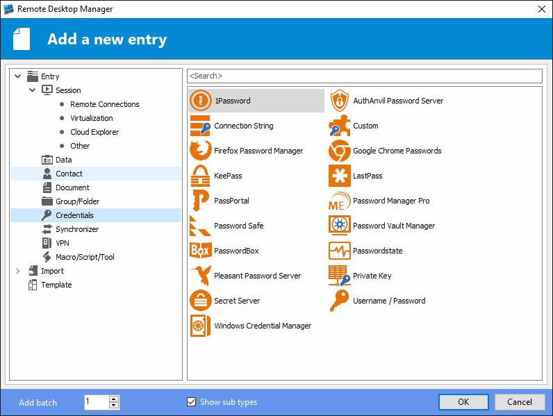 Devolutions Remote Desktop Manager makes me wish I was an