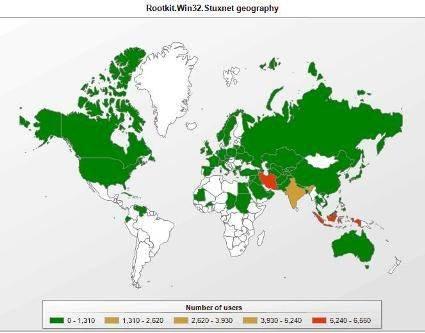 Stuxnet surfaces