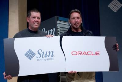 Oracle buys Sun