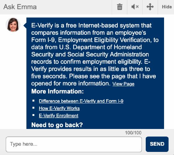 Federal shutdown disables E-Verify program, creating HR headache