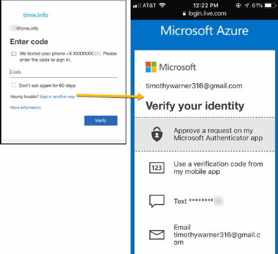 How to set up and enforce Azure multifactor authentication