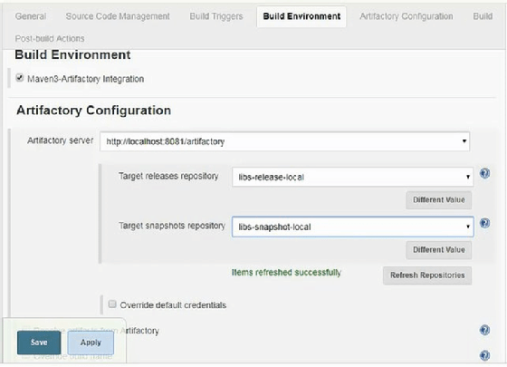 Install the Jenkins Artifactory plugin in 5 easy steps