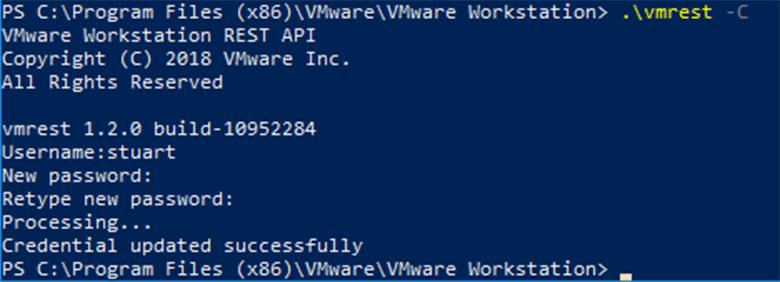 VMware Workstation 15's built-in REST API eases VM automation