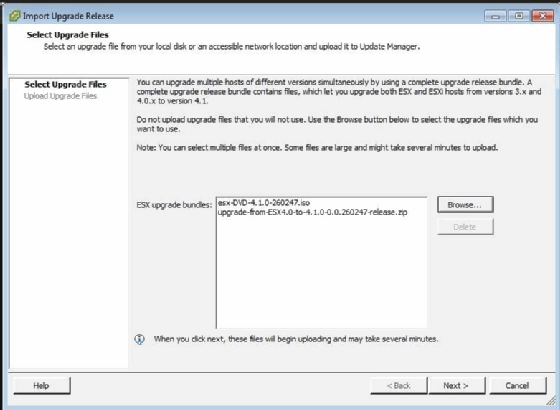 How to install and configure vCenter Update Manager