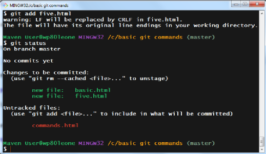 5 basic Git commands developers must master: Tutorial with examples