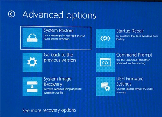 How to troubleshoot the blue screen of death for Windows 10