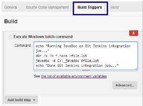 Jenkins Git integration: GitHub pull request via the Git plugin