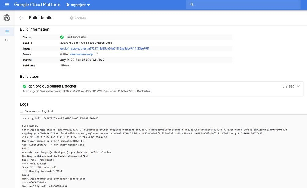 Google Cloud Build puts GCP spin on cloud CI/CD