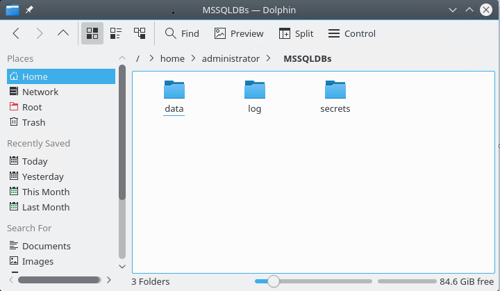2 ways to attach SQL Server database files to Linux containers