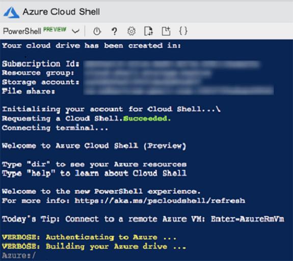 How Azure Cloud Shell can streamline resource management
