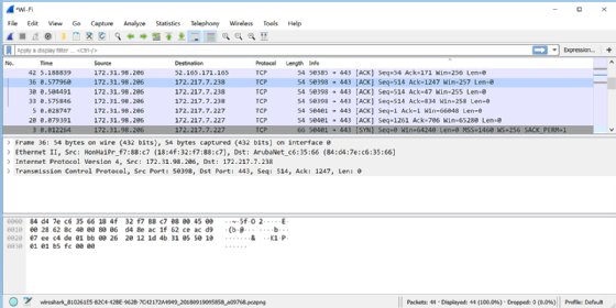 Wireshark tutorial: Using Wireshark to sniff network traffic