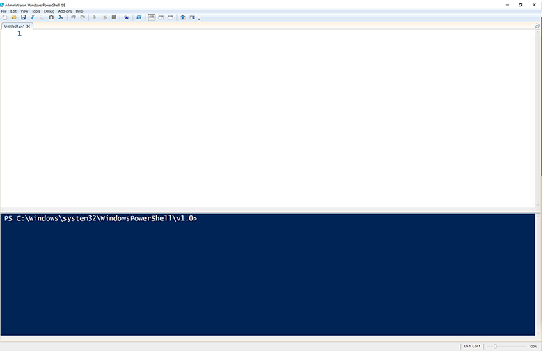 Best practices for using PowerShell ISE for scripting