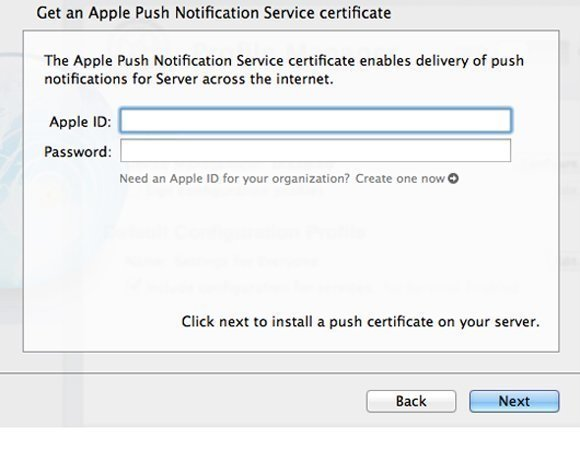 Get an Apple push notification service certificate - How to ...