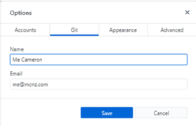 How to Git started and use the Github Desktop app tool