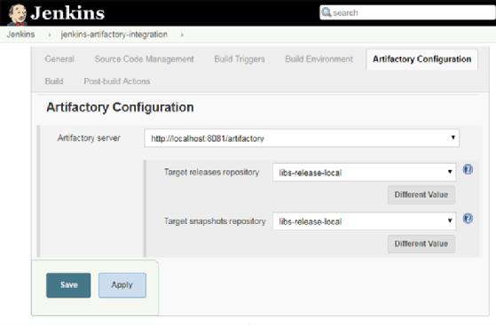 4 ways to upload a JAR to a JFrog Artifactory repository