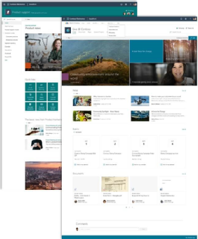 5 new features for SharePoint modern pages