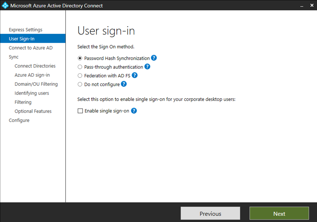 Understanding what Azure AD federation really means
